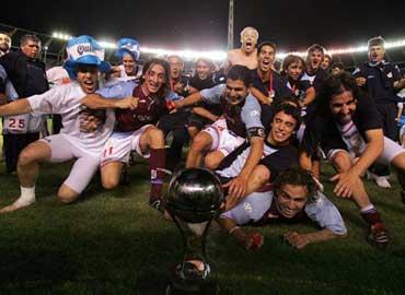 Arsenal Campeon de la Nissan Sudamericana