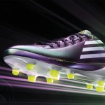 Messi + F50 graphic novel style