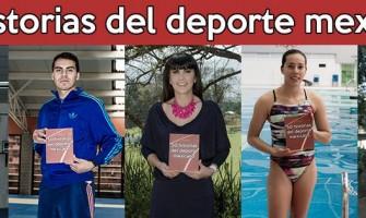 Kickstarter: 50 historias del deporte mexicano