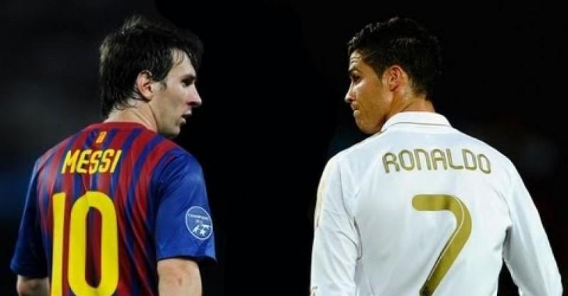 Messi vs CR7: la batalla fuera de la cancha