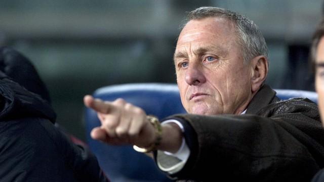 Johan Cruyff Director Técnico